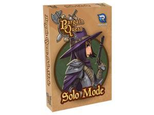 Bargain Quest Solo Mode Expansion Toy Competitive Strategic Interactive Board Game Renegade Studios REN0876