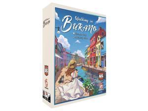 Walking in Burano Creative Board Game Alderac Entertainment Group AEG7067