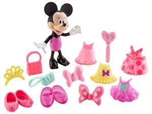 Disney Minnie Royal Ball Minnie Figure Fashion Accessories Fisher-Price
