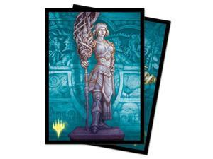 Deck Protector Magic The Gathering Theros Alt Art Elspeth 100ct Card Sleeve Durable Ultra Pro