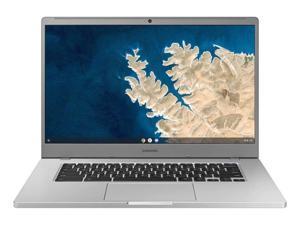 """Samsung 15.6"""" Chromebook 4+, French-English Keyboard, Intel Celeron, 4GB RAM, 32GB eMMC, Chrome OS"""