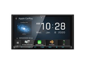 "Kenwood eXcelon DMX907S 6.95"" Digital Multimedia Receiver w/ Apple CarPlay"