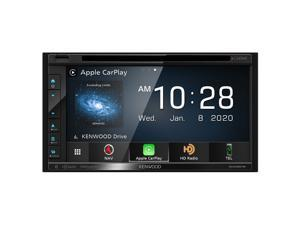"Kenwood eXcelon DNX697S 6.8"" DVD Navigation Recevier w/ Apple CarPlay"