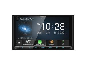 "Kenwood eXcelon Reference DMX957XR 6.8"" Digital Multimedia CarPlay Receiver"