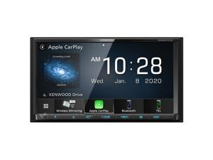 "Kenwood DMX9707S 6.95"" Digital Media Touchscreen Receiver w/ Apple CarPlay and Android Auto"