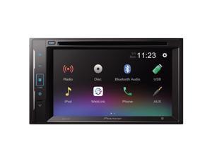 "Pioneer AVH-241EX 6.2"" Resistive Glass Touchscreen Bluetooth DVD Receiver"