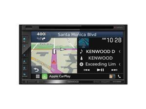 "Kenwood DNX696S 6.8"" CD/DVD Touchscreen Receiver w/ Apple CarPlay & Android Auto"