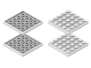 Tinkerbots Lego Brick Adapter