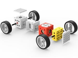 Tinkerbots Pivot Extension Module