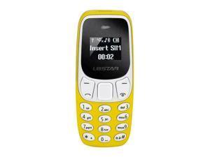 Pocket Mobile Phone High Quality L8STAR BM10 Tiny Mini Mobile Cell Phone Keypad GSM Dual SIM Bluetooth