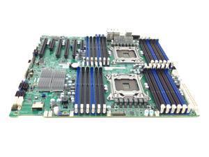 SuperMicro Dual Intel Socket LGA 2011 EE-ATX Systemboard (X9DRI-LN4F+)