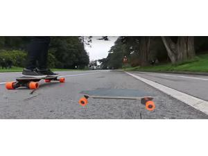 Electric Longboard (skateboard- SEG024). 1500W with remote control.
