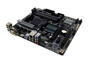 GA-78LMT-USB3 R2 Rev: 1.0 Gigabyte AMD 760G/SB710 Socket AM3+ DDR3 Micro ATX Mboard NO I/O AMD Socket AM3+ FX X8 / Phenom II X6