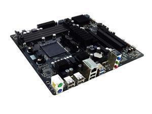 970M PRO3 Asrock AMD 970/SB950 AM3/AM3+ Micro ATX Mboard 80-MXQXE0-A1A12 NO I/O AMD Socket AM3+ FX X8 / Phenom II X6