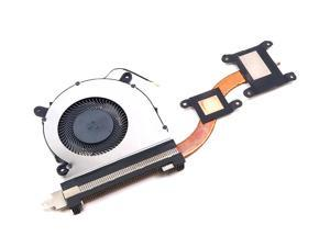 BA62-00975A_UA Samsung NP740U Laptop Thermal Module Cooling Heatsink FAN Assembly BA62-00975A Laptop CPU Fans & Heatsinks