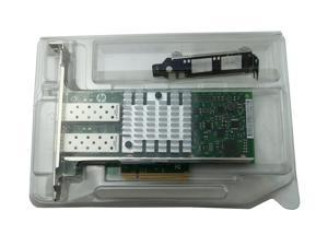 HP 665247-001 Ethernet 10Gb 2Port 560Sfp Adapter Network Adapter