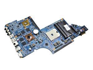 HP Pavilion DV6-61 AMD Socket FS1 Radeon HD 6750 Laptop Motherboard 650851-001 Laptop Motherboards