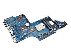 640451-001_NEW HP Pavilion DV6-60 DV6-61 AMD Socket S1 Radeon HD 6470M Motherboard 640451-001 Laptop Motherboards