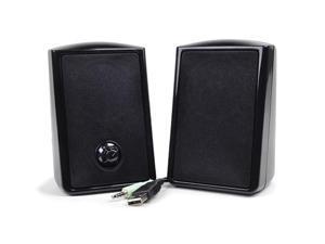 NEO 2003 B Neosonica Tech USB Powered External Speakers 2-PEACE SET SP.10600.032 External PC Speakers