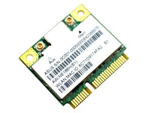 BCM94360HMB 1300Mbps 802 11ac 2 4G/5G 3x3:3 WiFi+BT 4 0 Mini PCI-E Wireless  Card + 3 MHF4 Antennas Support MAC Windows system not for