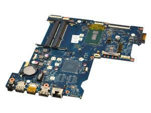 HP 15-AC SERIES INTEL I3-5020U LAPTOP MOTHERBOARD 825034-001 825607-001 LA-C701P