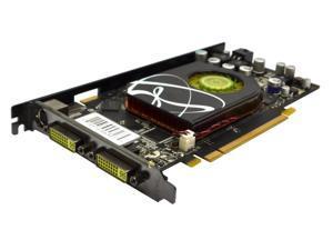 GF 7950GT PV-T71J-YPE7 XFX Nvidia Geforce 7950 GT 512MB Dual DVI S-VIDEO PCI-E Video Card PCI-EXPRESS Video Cards
