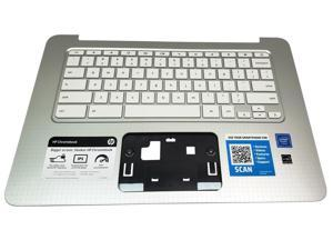 HP STREAM 14-A 14T-A 14-C LAPTOP PALMREST 905569-001 NO TOUCHPAD OR KEYBOARD