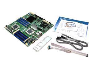 S5500HCV_UA Intel S5500HCV 5500 Dual LGA1366 DDR3 USB 2.0 Sata SSI EEB Server Motherboard US Intel LGA1366 Motherboards
