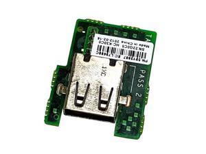 Lenovo Bladecenter HX5 Embedded Hypervisor Server Internal USB Port Card 59Y5987 I/O Boards- Video Audio USB IR DC TV PWR