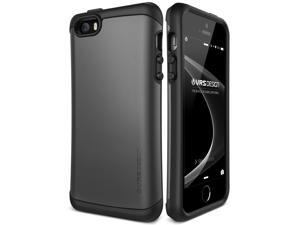 VRS Design [Thor] Drop Protection Case for iPhone 5/ 5s/ SE - Dark Silver