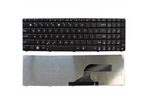 New ASUS UL50AT UL50VG W90V W90VN W90VP N53JN US white keyboard with frame