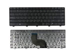 Laptop Keyboard Compatible for Dell Latitude 3450 MP-13N53US-442 US Layout Black Color NO Backlit