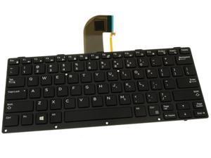 Laptop Keyboard Compatible for Latitude 2100 2110 2120 P//N U041P 0U041P 0U041P AEZM1U00110 NSK-DMA01 NW3XM 0NW3XM CN-0NW3XM AEZM2U00010 V115646BS1 US Layout Black
