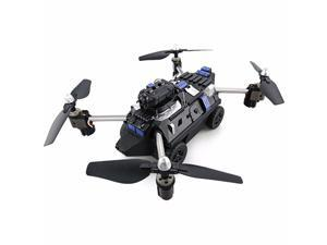 JJRC H40 2.4G 4CH 6 Axis RC Drone With WIFI Camera Air and Ground Mode Headless Mode One Key Land RC Tank Quadcopter RC Car