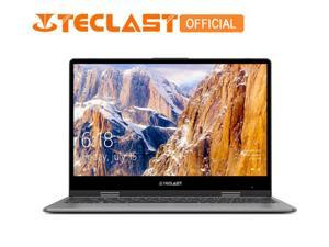 Teclast F5 Laptop Intel Gemini Lake N4100 Quad Core 8GB RAM 128GB SSD Windows10 360 Rotating Touch Screen 11.6 inch Notebook PC