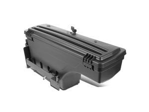 For 2002 to 2018 Dodge Ram 1500 2500 3500 Truck Bed Right Passenger Side Wheel Well Storage Case Tool Box w/Lock+Key 03 04 05 06 07