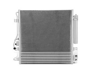 For 2007 to 2012 Dodge Nitro Jeep Liberty 3.7L 4.0L 3664 Aluminum Air Conditioning A/C Condenser 08 09 10 11