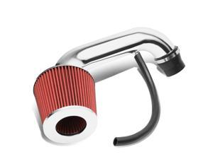 """For 1995 to 1999 Dodge Plymouth Neon 3"""" OD Red Performance Short Ram Air Intake + Filter System"""