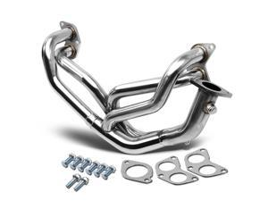 For 2013 to 2016 Scion FR-S/Subaru BRZ Stainless Steel 4-2-1 Long Tube Tri-Y Header/Exhaust Tubular Manifold 14