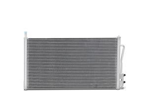 For 2005 to 2007 Ford Focus 2.0L 2.3L 3391 Aluminum Air Conditioning A/C Condenser 06