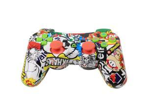 For PS3 DOUBLESHOCK 3 JOYSTICK Game Controller Cartoon Collector Edition Playstation