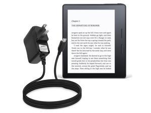 Amazon Kindle Oasis Charger, BoxWave [Wall Charger Direct] Wall Plug Charger for Amazon Kindle Oasis