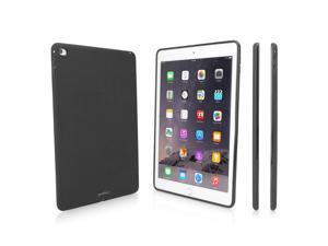 iPad Air 2 Case, BoxWave [SlimGrip Case with BONUS Keychain Charger] Slim, Durable, Anti-Slip TPU Cover for Apple iPad Air 2