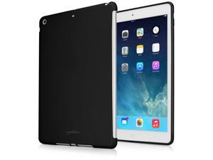 iPad Air Case, BoxWave [Smart Sleeve] Flexible Case that Fits w/ Apple Smart Cover for Apple iPad Air