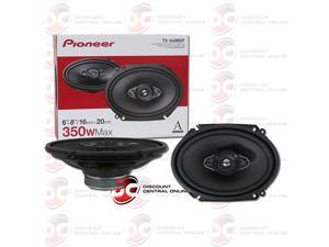 "Pioneer TS-A6880F 6"" X 8"" 4-way Car Audio Speakers (Pair)"