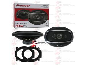 "Pioneer TS-A6970F 6"" X 9"" 5-way Car Audio Speakers (Pair)"