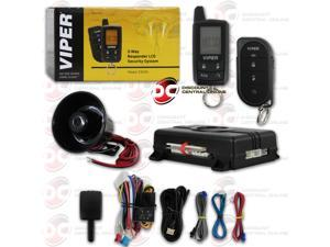 Viper 5105V 1-Way Alarm and Remote Start System /& DB3 Bypass Module Bundle