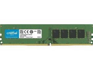 Crucial 16GB DDR4 2400 (PC4 19200) 288-Pin UDIMM 2Rx8 ECC Unbuffered CL17 1.2v Desktop Memory Module - CT16G4WFD824A