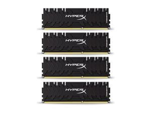 HyperX Predator RGB HX432C16PB3AK4/64 64GB (4 x 16GB) DDR4 3200MHz Non ECC Memory RAM DIMM