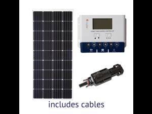 Solar Panel Kit, 200W, GS-200-KIT-BT